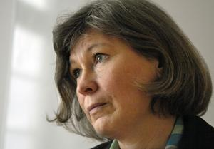 Lena Nyberg, generaldirektör för kritiserade Myndigheten för ungdoms- och civilsamhällesfrågor.