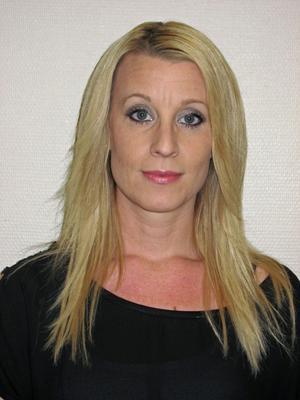 Jessica Eriksson, avdelningschef på Socialt stöd.