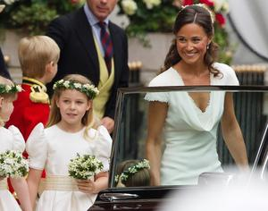Hovbröllopet i London.