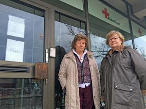 Mona Wirström Nilsson, fd vice ordförande, och Mona Sandberg, fd styrelseledamot, är två av de eldsjälar som har varit verksamma på mötesplats Kupan genom åren fram tills att lokalen stängdes den 20 december.