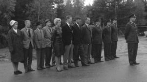 Bloodhoundroboten avtäcks 1963.