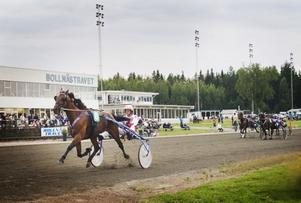Delamain och Per Linderoth vann Tillmansduellen, försök 1 på ett överlägset sätt.