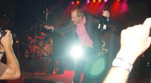 Lasse Stefanz blev årets dansband. Foto: Börje Gustafsson