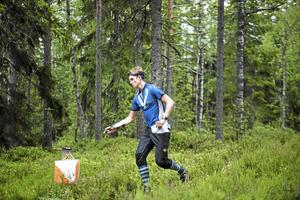 Örebroaren Martin Regborn krossade konkurrenterna på Tiomilas förstasträcka (arkivfoto).