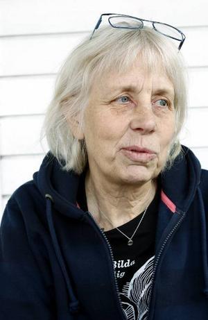 Helene Armfeldt-Hansell var med och startade The Great Lake Dancers för 26 år sedan. Hon välkomnar alla nyfikna att komma till Folkets hus och spana in vad squaredance är för något i helgen.