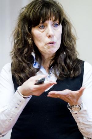 – Vi vill att fler patienter ska opereras i dagkirurgi, säger Helena Björkman, chef för Division operation.