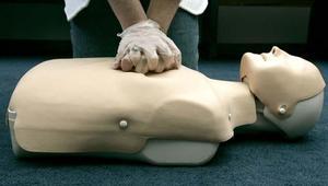 Kan man hjärt- och lungräddning kan man rädda liv.