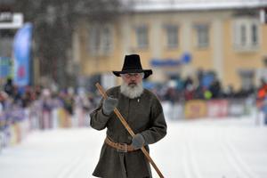 Gustav Vasa som de flesta känner Nisse Nyström som.