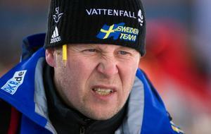 Staffan Eklund, svensk förbundskapten.Foto: Scanpix