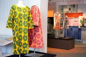 Dalarnas museum visar bredden i Westmans Textilateljés produktion under ett halvt sekel.