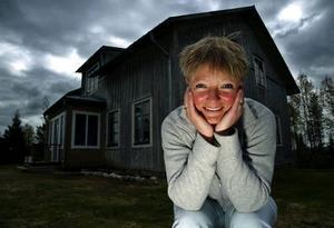 Elisabeth Renvall vill sälja prästgården i Borgvattnet.
