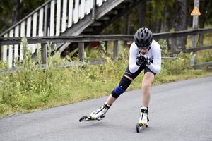 Ebba Andersson har två knäoperationer bakom sig i år.