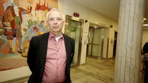 Lennart Nyman, verksamhetschef på Mitt hjärta.