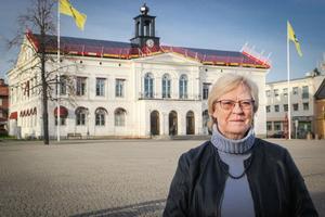 Köpings kommunalråd Elizabeth Salomonsson (S). Fotograf: Ulf Eneroth