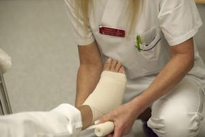 Gör inte skillnad på undersköterskor och undersköterskor, uppmanar skribenten.Foto: Leif R Jansson / TT