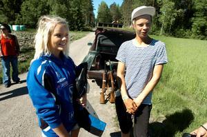 Syskonen Anneli och Johan Danielsson är ett bevis på att familjen Danielssons dominans i Korpskyttet kommer att bestå i många år framöver.