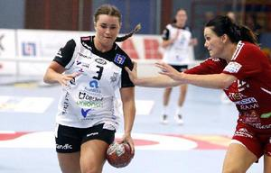 Miranda Larsson blev målbäst för VästeråsIrsta mot U17-landslaget.