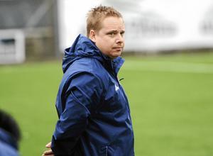 Patrik Bergström, Kvarnsvedens IK