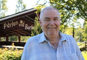 Håkan Jansson, Folkets hus- och parkföreningens ordförande, är spänd på en sommar fylld med musik och dans.