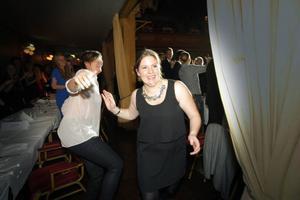 Årets spelare i division 2 damer, Lena Lindström, Ope.