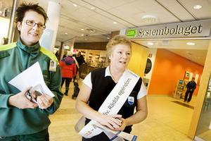 Pernilla Andersson arbetar inom ambulanssjukvården.