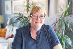 Yvonne Johansson från småländska Virserum är nyinflyttad i Fagersta.