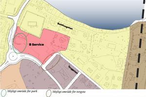 Kommunens planprogram, som nu är ute på samråd, ska skapa förutsättningar för mer folkliv.
