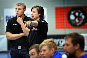 Herman Arenvang och Ulf Nyström.