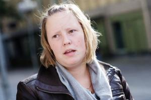 Emma Nordborg, Strömsund– Jag skulle förhandla om arbetstider. Att tiderna är mer flexibla. Då skulle jag kunna ha möjlighet att vara hemma när det behövs med familjen eller när barnet är sjukt.