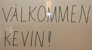 På onsdagen fick Valsjöbyns skola sin elfte elev.