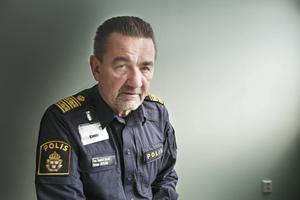 Händelsen på lördagsmorgonen avstyrdes när kvinnan protesterade, berättar Stephen Jerand, polisområdeschef.
