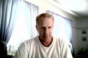 Bernt Landström, 68, etappvinnare i VM i V75.