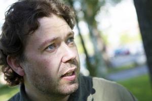 Jörgen Blom är gruppledare och förstanamnet på vänsterns Krokomslista inför kommunvalet i höst.