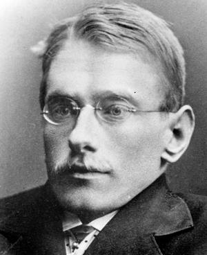 Han föddes i Hällefors. Jonas Wenström (1855-1893)blev en stor uppfinnare.