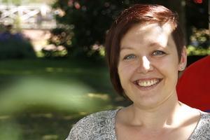 Sandra Kohlin ser det som en självklarhet att även hbtq-personer ska få ingå äktenskap med varann.
