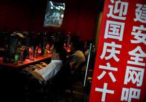 Att internet kan användas både av kinesiska dissidenter och av staten för att vrida åt tumskruvarna är två sidor av samma mynt.