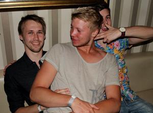 Mathias, Brack, Hans.