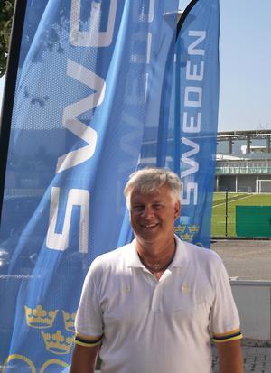 Uppladdning i Rio Major, Portugal. – Det kan liknas vid svenska Bosön, säger Glenn.