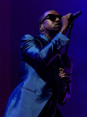 Kanye West.Foto: Nousha Salimi/AP/Scanpix
