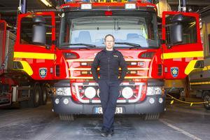 Roger Ohlson är områdesansvarig för räddningstjänsten i Härjedalen.