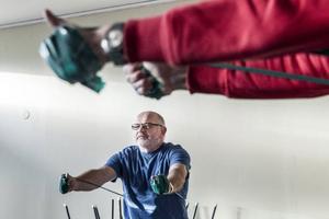 – Det här blir en kick till att komma i gång och träna själv, säger Christer Södergren från Stugun.