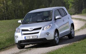 Konkurrent: Toyota Urban Cruiser 1,33 VVT-i156 000 kronor. 100 hästkrafter.Mest bil för pengarna i det här sällskapet. Snålast på bränsle.