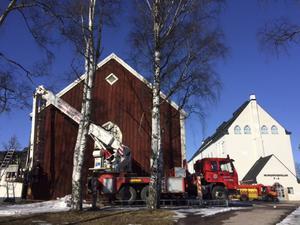 Murgårdsskolan i Sandviken.