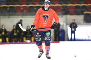 Patrik Nilsson, Bollnäs GIF.