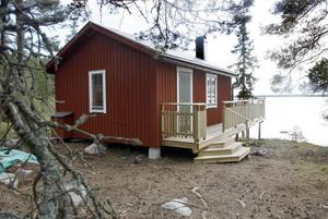 Stugorna är på 30 kvadratmeter och innehåller rum och kök.