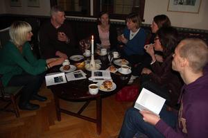 Presentation. Diskussioner efter redovisningen av rapporten kring Vasaloppets ideella krafter.