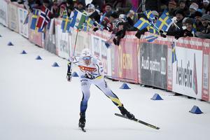 Calle Halfvarsson är lite irriterad över att SVT:s expert tycker till om åktaktiken.