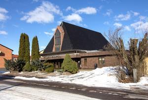 Vasakyrkan i Hedemora har funnits i 40 år.