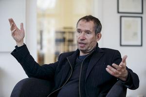 Carsten Jensens nya roman utspelar sig i Afghanistan.