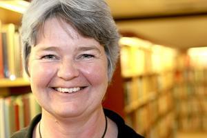Birgitta Edvardsson, kulturstrateg på kulturstaben i Västerås och sekreterare i juryn för Tranströmerpriset.